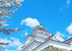 地域の人々とふれあい、会津の歴史を調べる体験活動